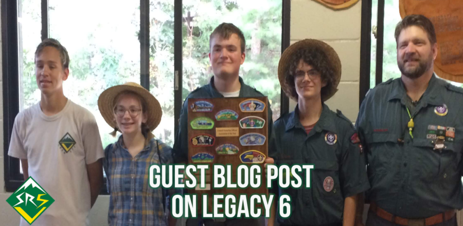 Guest Blog Post – Legacy 6