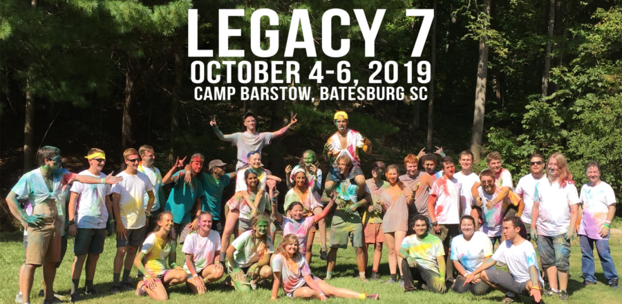 LEGACY 7 – Save the Date!