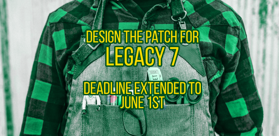 Design the Patch for Legacy 7