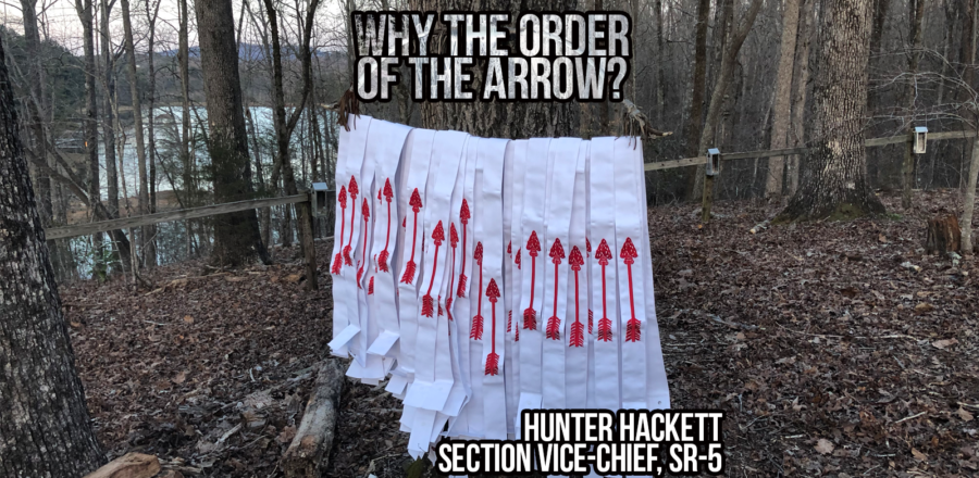 Why the Order of the Arrow?