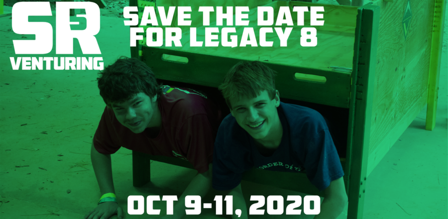 Save the Date for LEGACY 8