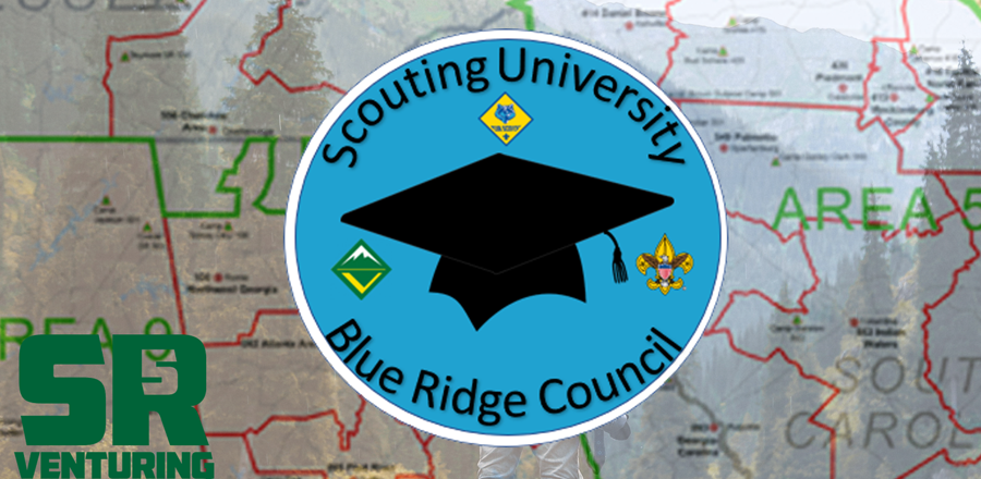 SR5 – University of Scouting Venturing Courses